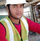 Neeraj Verma safety supervisor (NTPC Gadarwara)m.p.